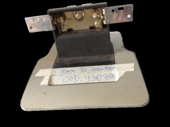 Base Pé Suporte Pedestal Monitor AOC 193FW PN: T34G - Retirado