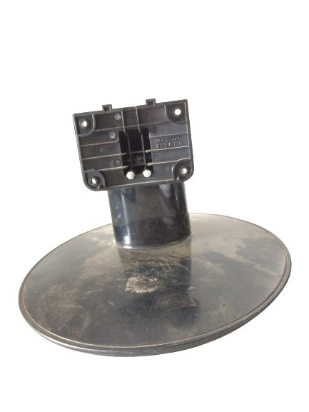 Base Pé Suporte Pedestal Monitor LG Flatron w1952  w2252 C/ Tampa Traseira P/ fios PN: mck412069 - Retirado