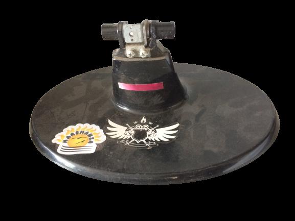 Base Pé Suporte Pedestal Monitor LG w2243s-pf PN: mam588799 - Retirado