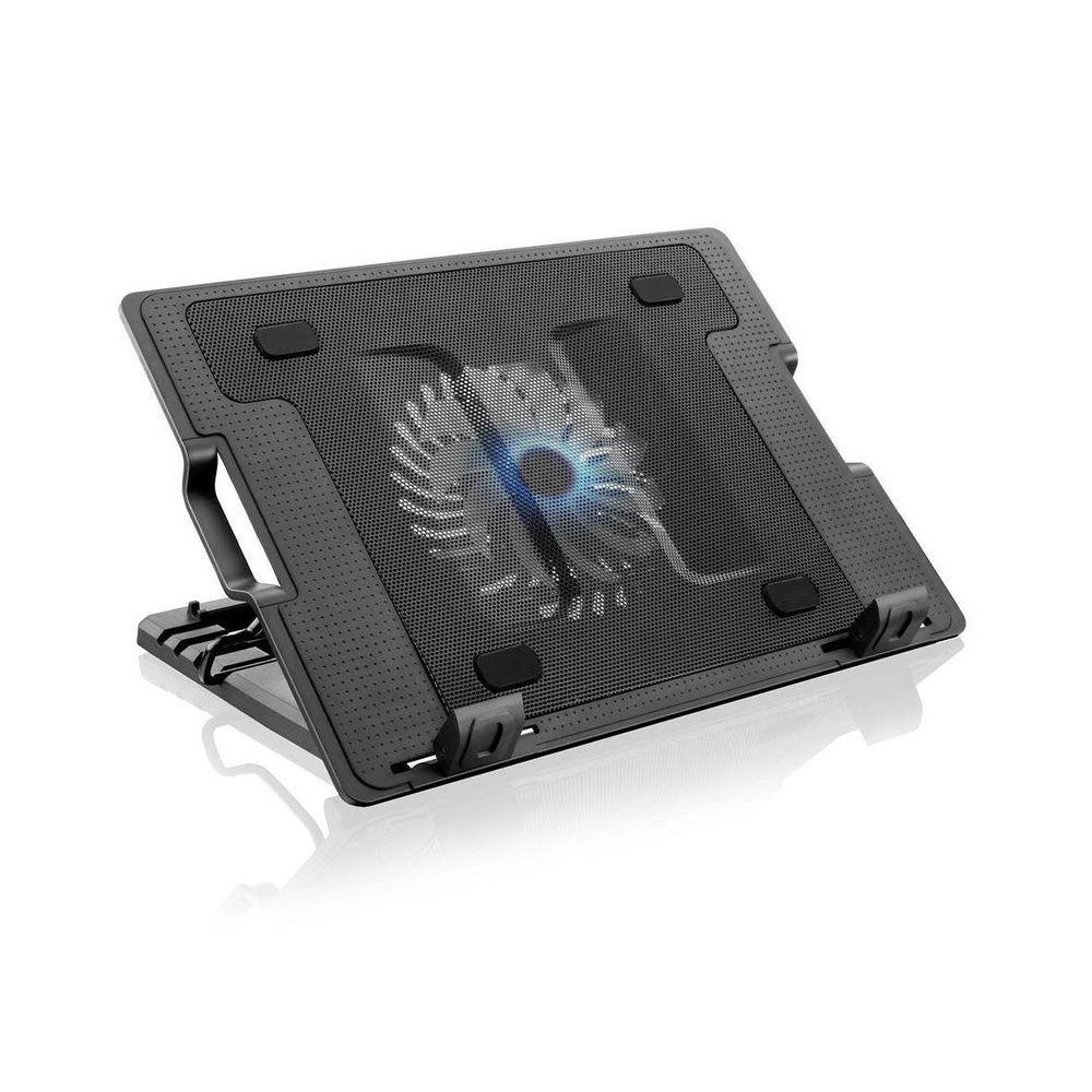 Base Suporte Para Notebook Com Cooler e Iluminação KP-9013