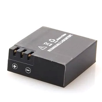 Bateria 3.7V 5000 mAh P/ Câmera Atrio Hd Original Dc186 Dc300 - Pr668