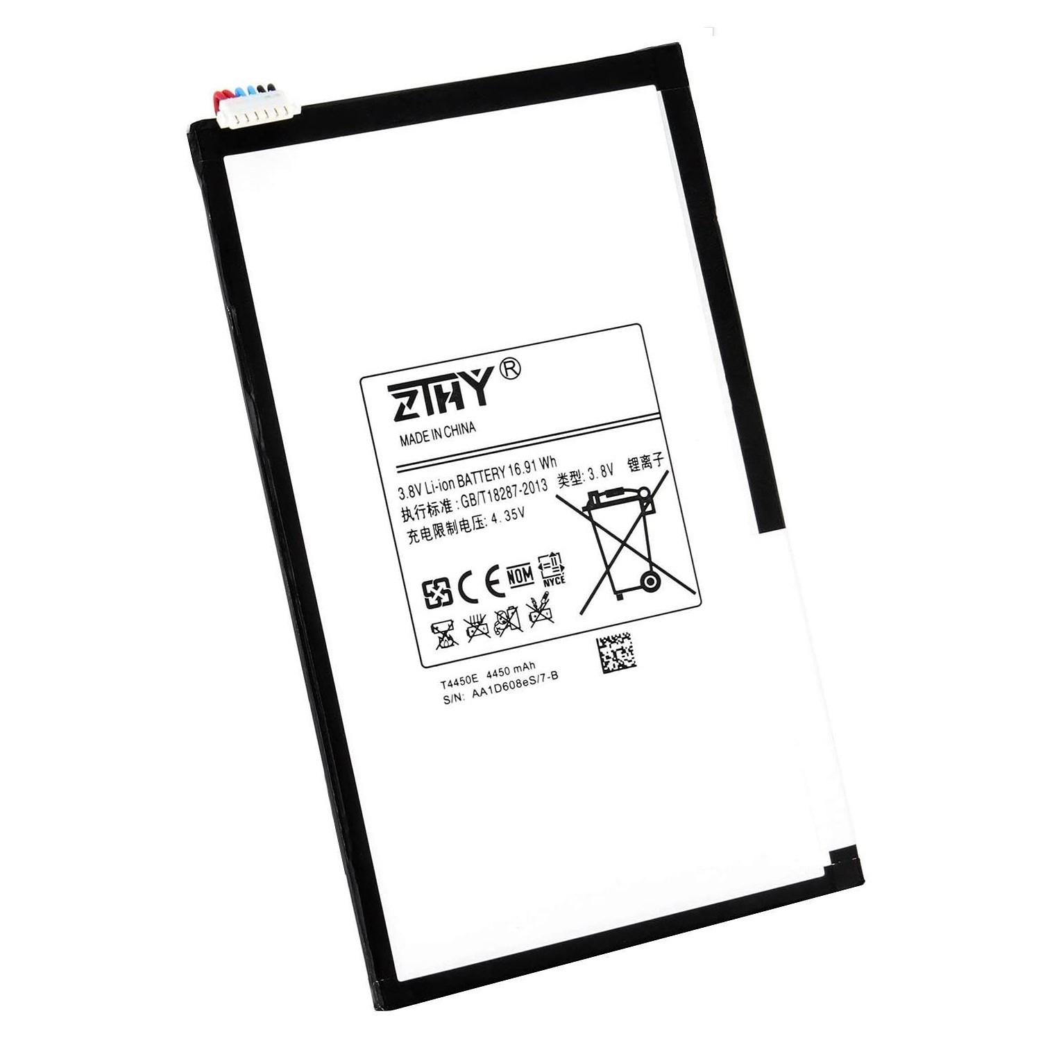 Bateria Compatível Galaxy Tab 3 8in T310 T311 T315 T3110 4450mAh SP3379D1Hc - NOVO