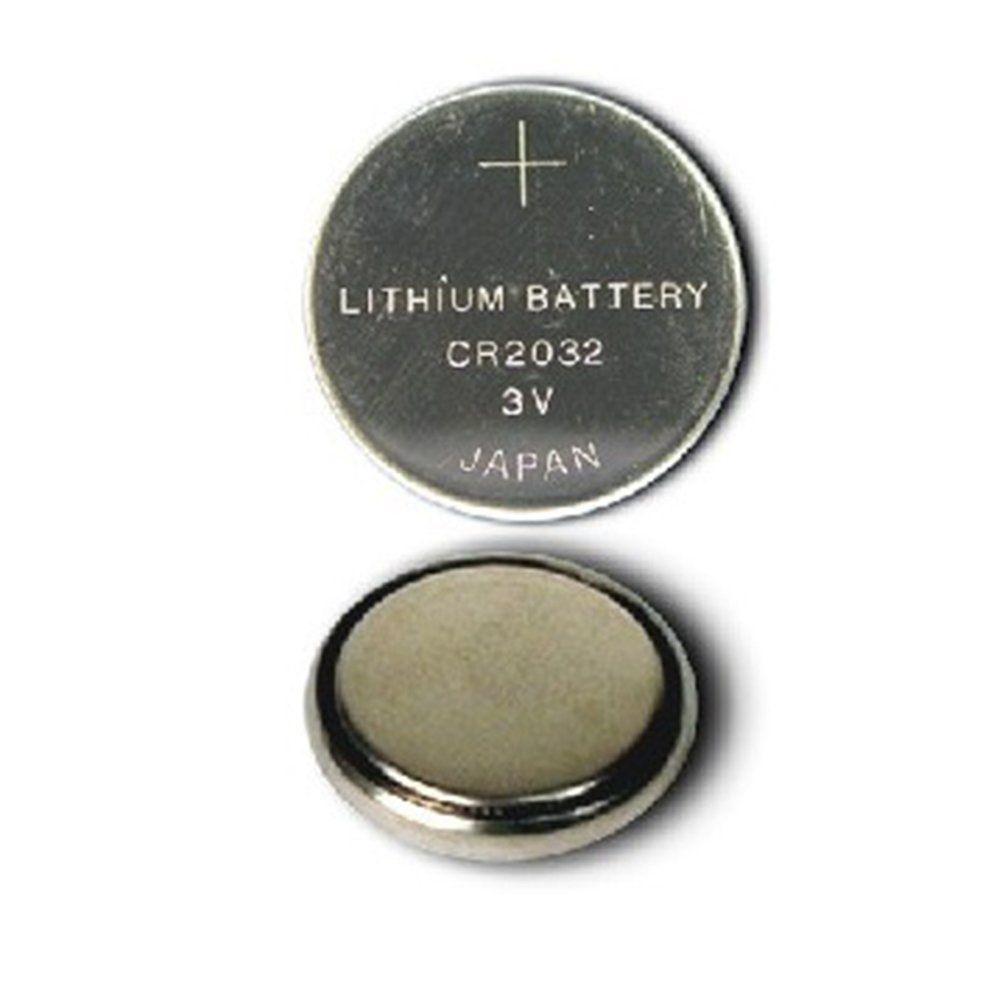 Bateria de Lítio CR2032 GP Lithium (Unitária)