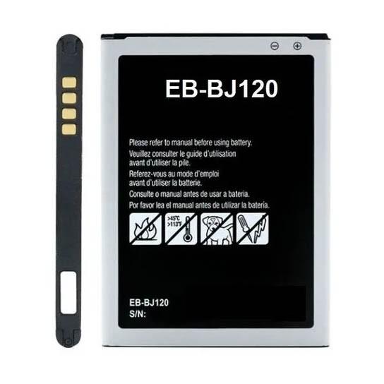 Bateria de Reposição Eb-bj120cbe Compatível Galaxy J1 2016 Sm J120 - EB-BJ120CBE