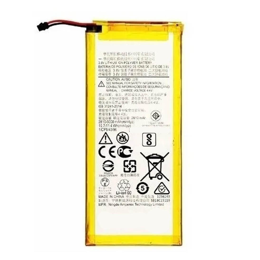 Bateria de Reposição g5s/hg30 Compatível G5s Plus Xt1802 G5s Xt1792 - HG30