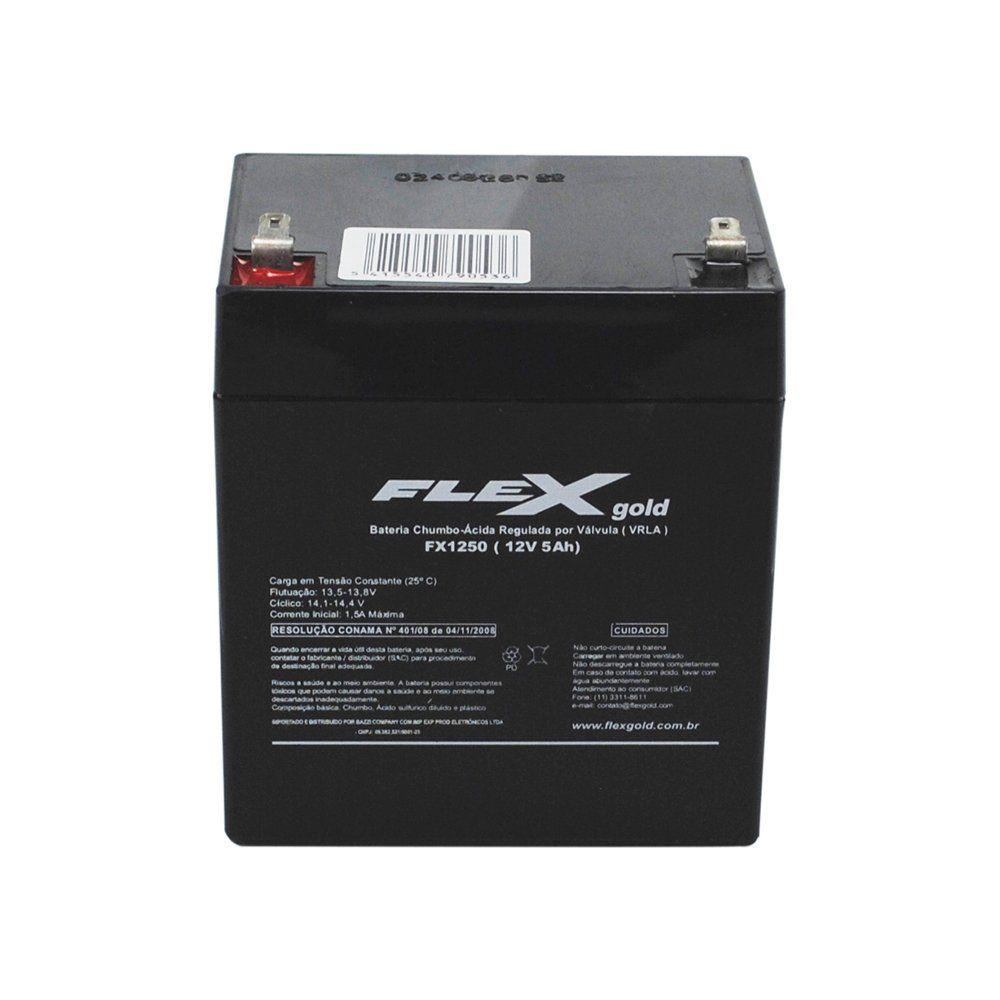 Bateria NoBreak Flex Gold FX-BS-1250