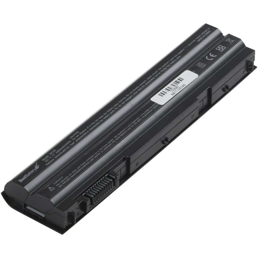 Bateria P/ Notebook Dell Latitude E5420 5420M E5520 T54FJ 8858X Best Battery BB11-DE085
