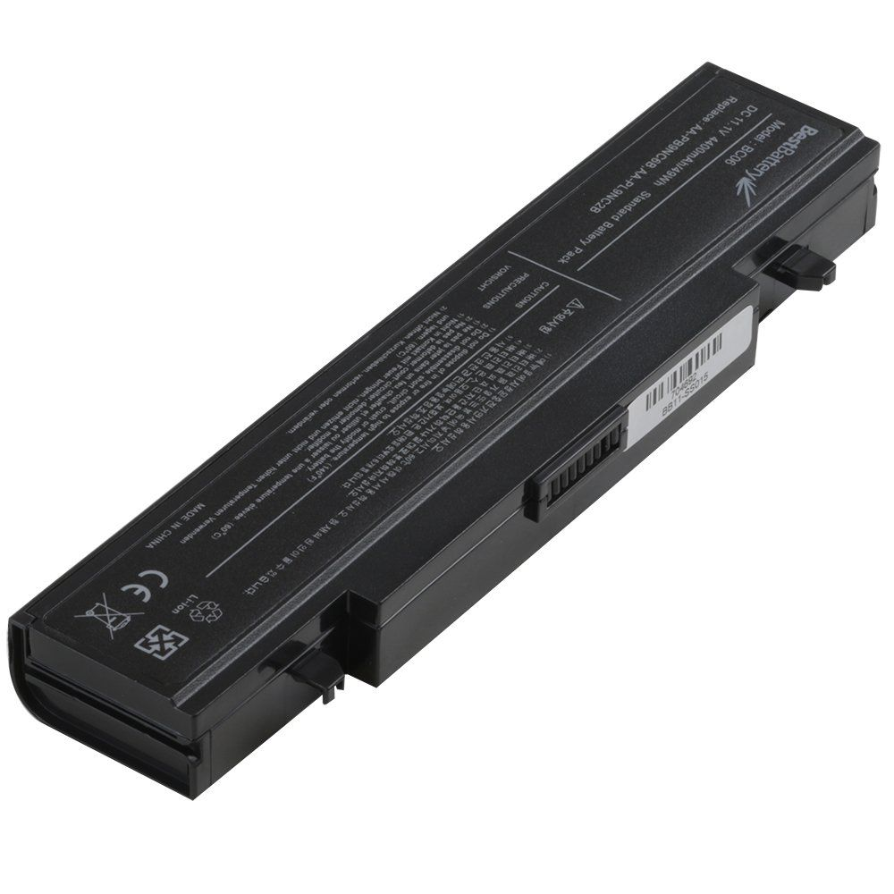 Bateria p/ Notebook Samsung AA-PB9NC6B RV410 RV411R522 R430 11.1V 4400mah Best Battery BB11-SS015