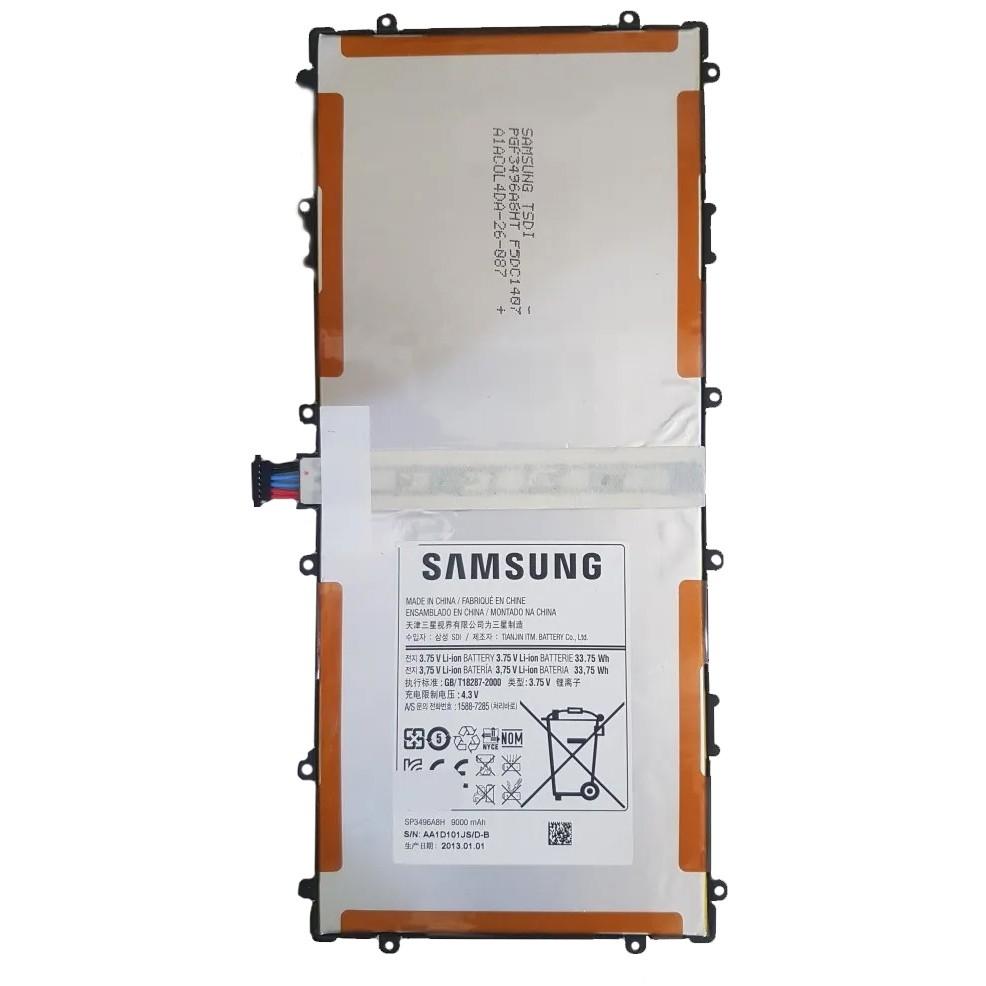 Bateria Tablet Gt P8200l P8100 PN: Sp3496a8h 9000mah Or - NOVO