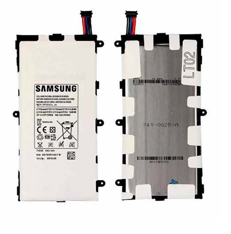 Bateria Tablet Samsung Galaxy Tab 3 7.0 SM-T210 (semi novo)