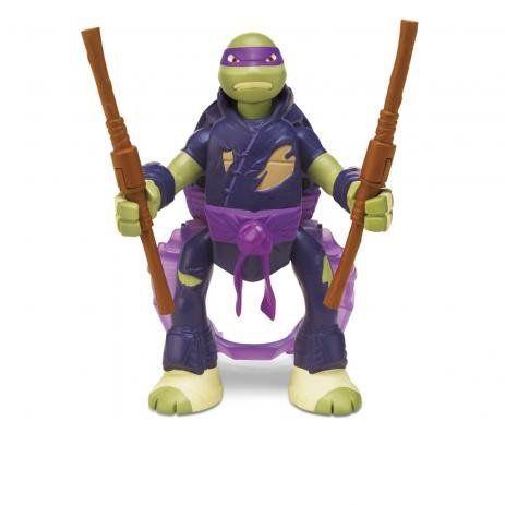 Boneco Colecionável de Ação Donatello Tartarugas Ninja  Articulavel - BR285
