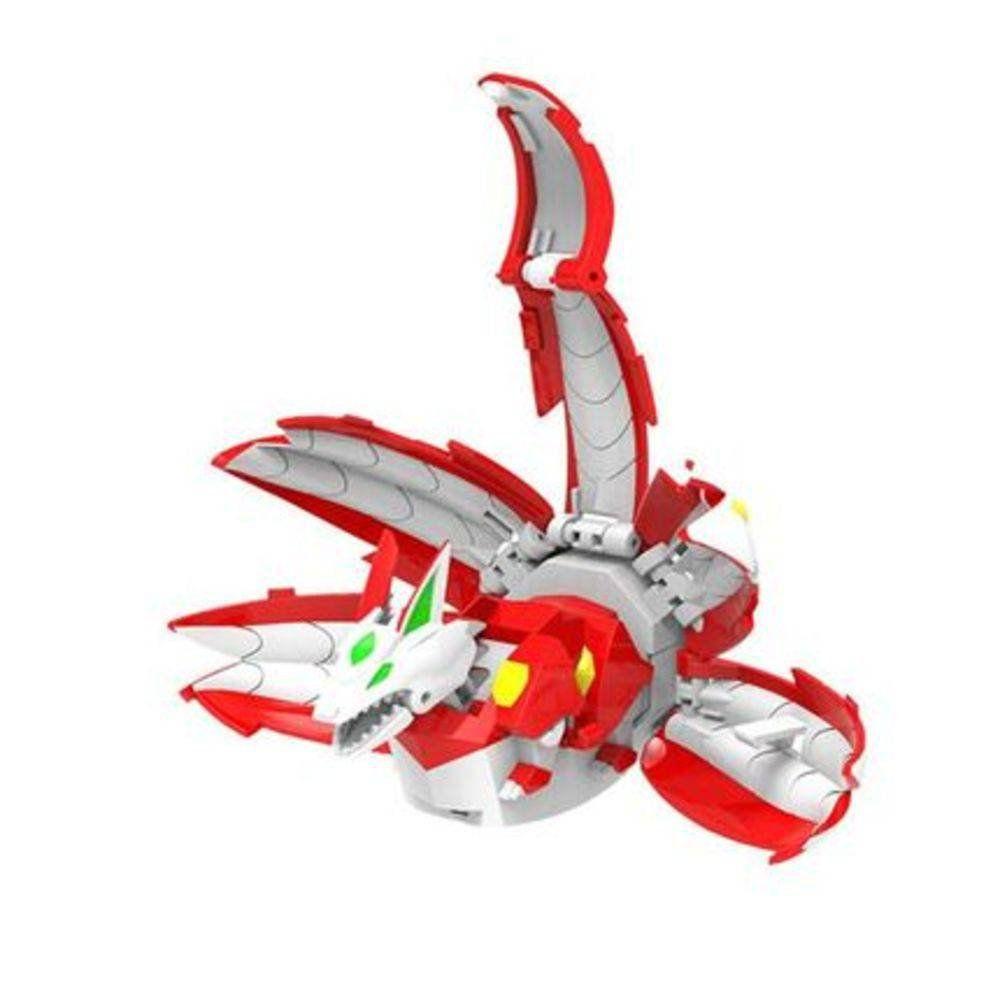 Boneco Ryukari Set Fire Fox Multikids - BR094