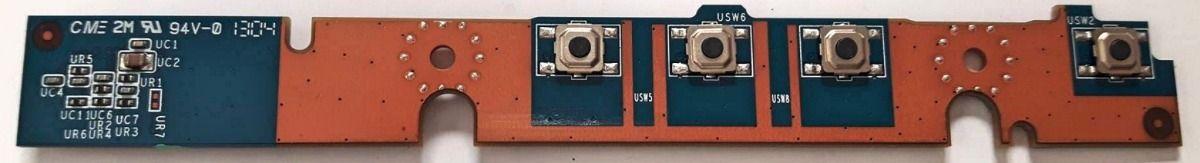 Placa Botão Power Notebook Sim C14XX 45R-C14214-1801