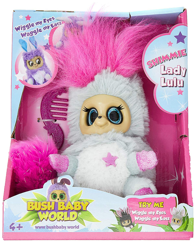Bush Baby World Shimmies Lady Lulu - Multikids BR106