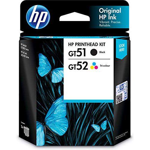 Kit Cabeça de Impressão GT51 GT52 m0h50a m0h51a Preto e Colorida Original