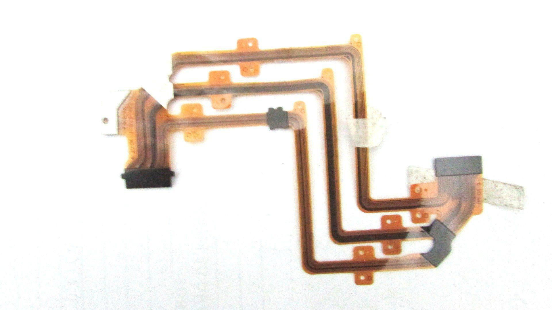 CABO DA FILE SONY DCR-SR200 HC3 LCD TELA DOBRADIÇA FLEXÍVEL  1-871-457-11