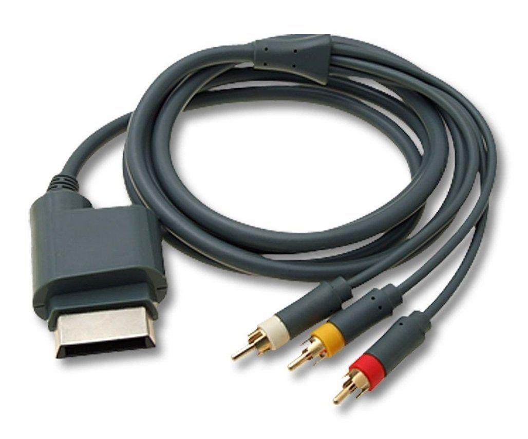 Cabo Xbox Slim Av HDTV Slim Rca Tv Audio Video - BM504