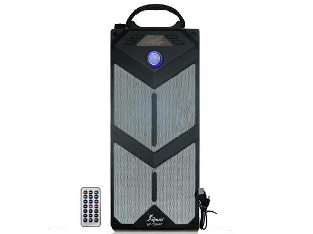 Caixa de Som Knup KP-T214BT Bluetooth