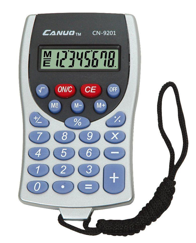 Calculadora Eletronica Canuo CN-9201 Preto