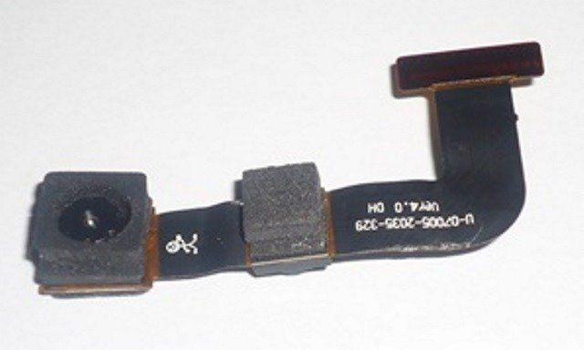 Câmera Frontal e Traseira Tablet Positivo Mini D7005-2035-329