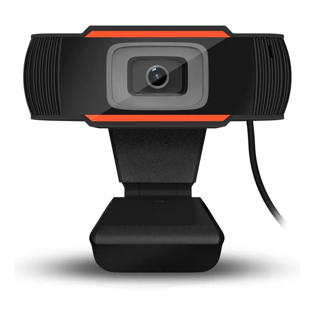 Câmera Webcam Bright C/ Microfone Estéreo 640x480p USB Preto - WC574