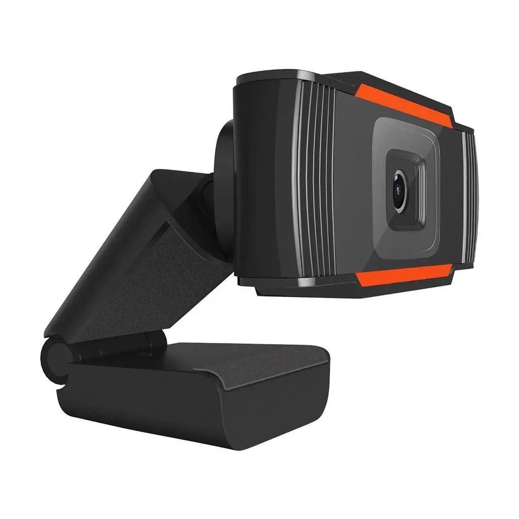 Câmera Webcam Bright C/ Microfone Estéreo 640x480p USB Preto - WC574