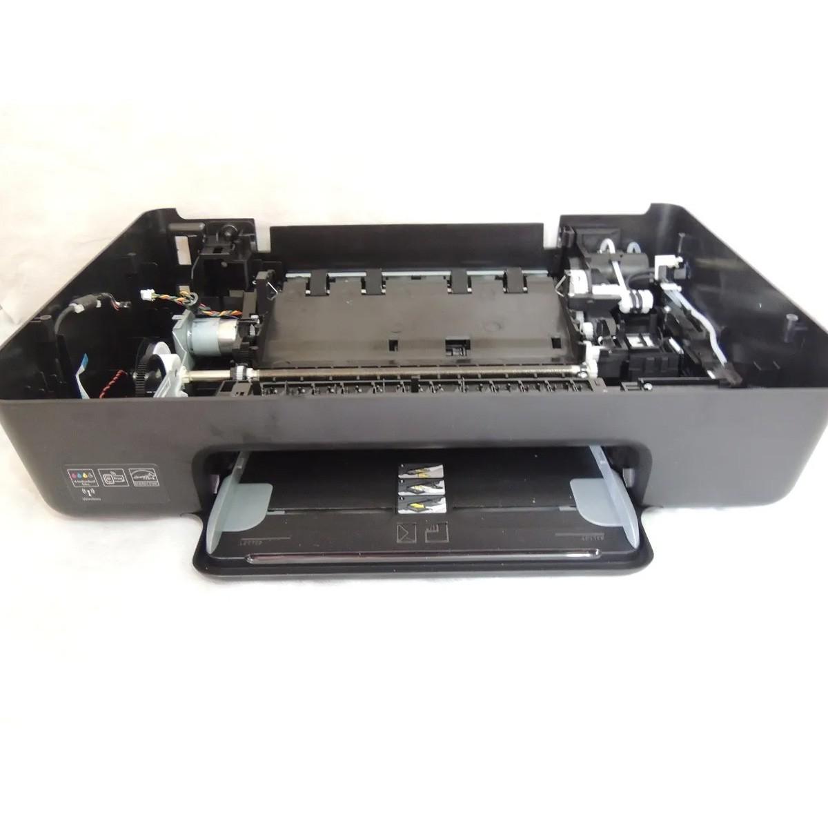 Carcaça Base C/ Mecânismo Completo Impressora HP Deskjet Ink Advantage 4625 - Retirado