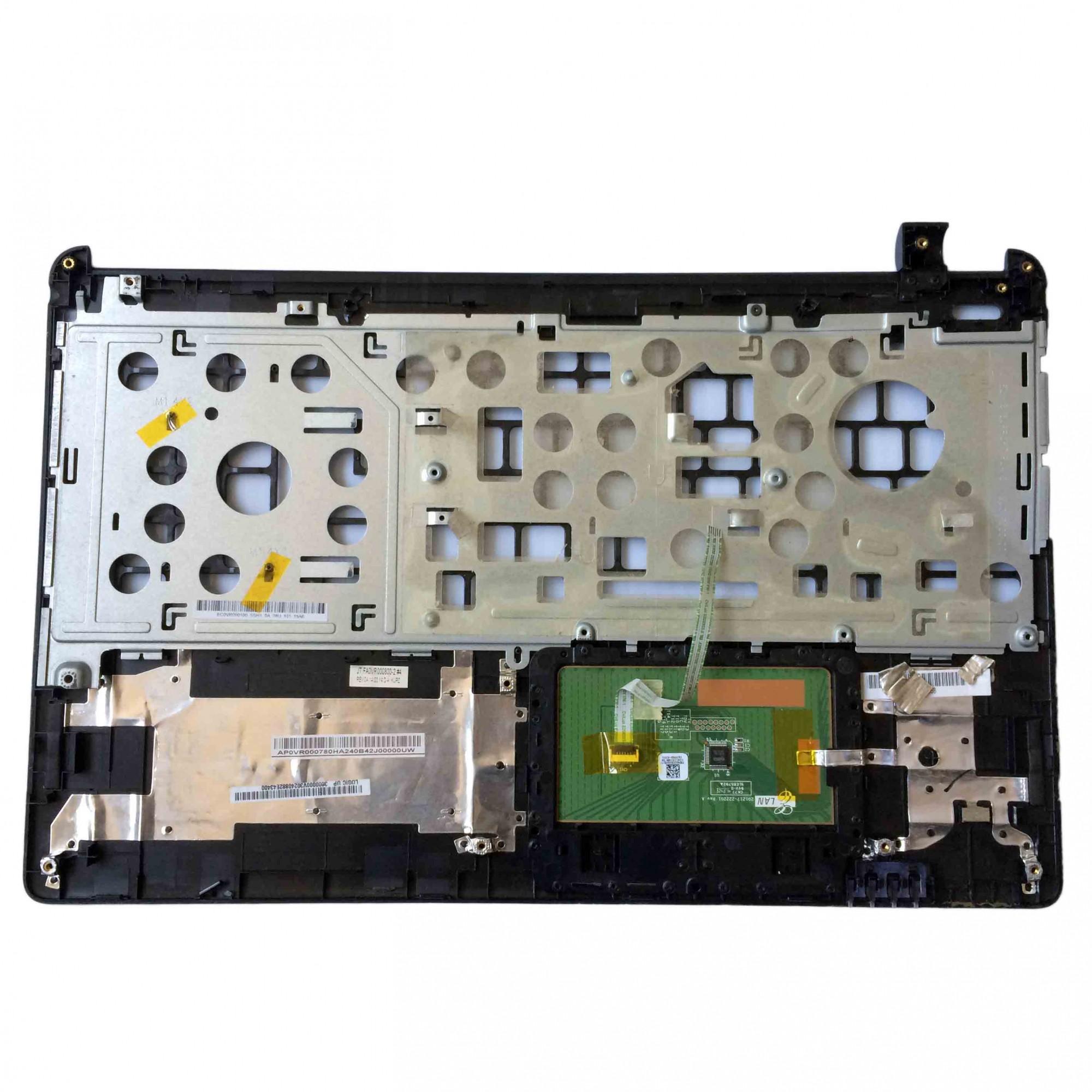 Carcaça Base Superior + TouchPad + Flat Notebook Acer Aspire E1 572 E1 510 PN:Ap0vr0007 - Retirado