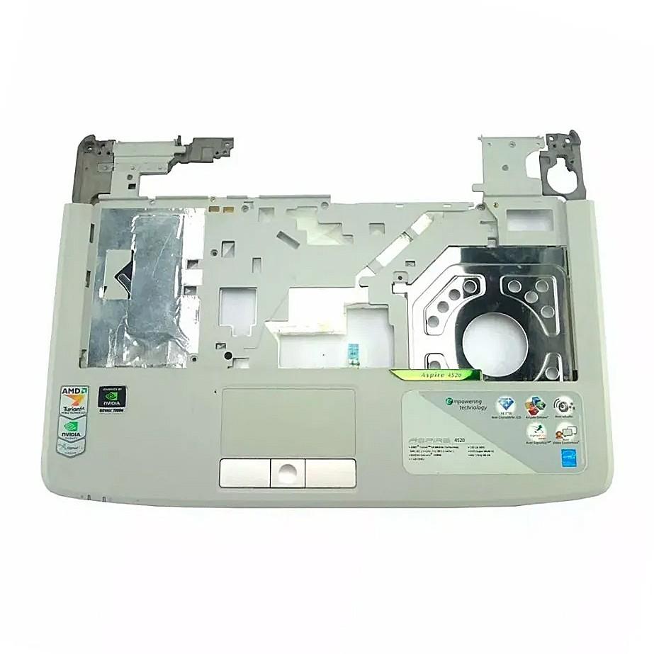 Carcaça Base Superior + TouchPad Notebook Acer Aspire 4520 PN:eaz01001010 - Retirado