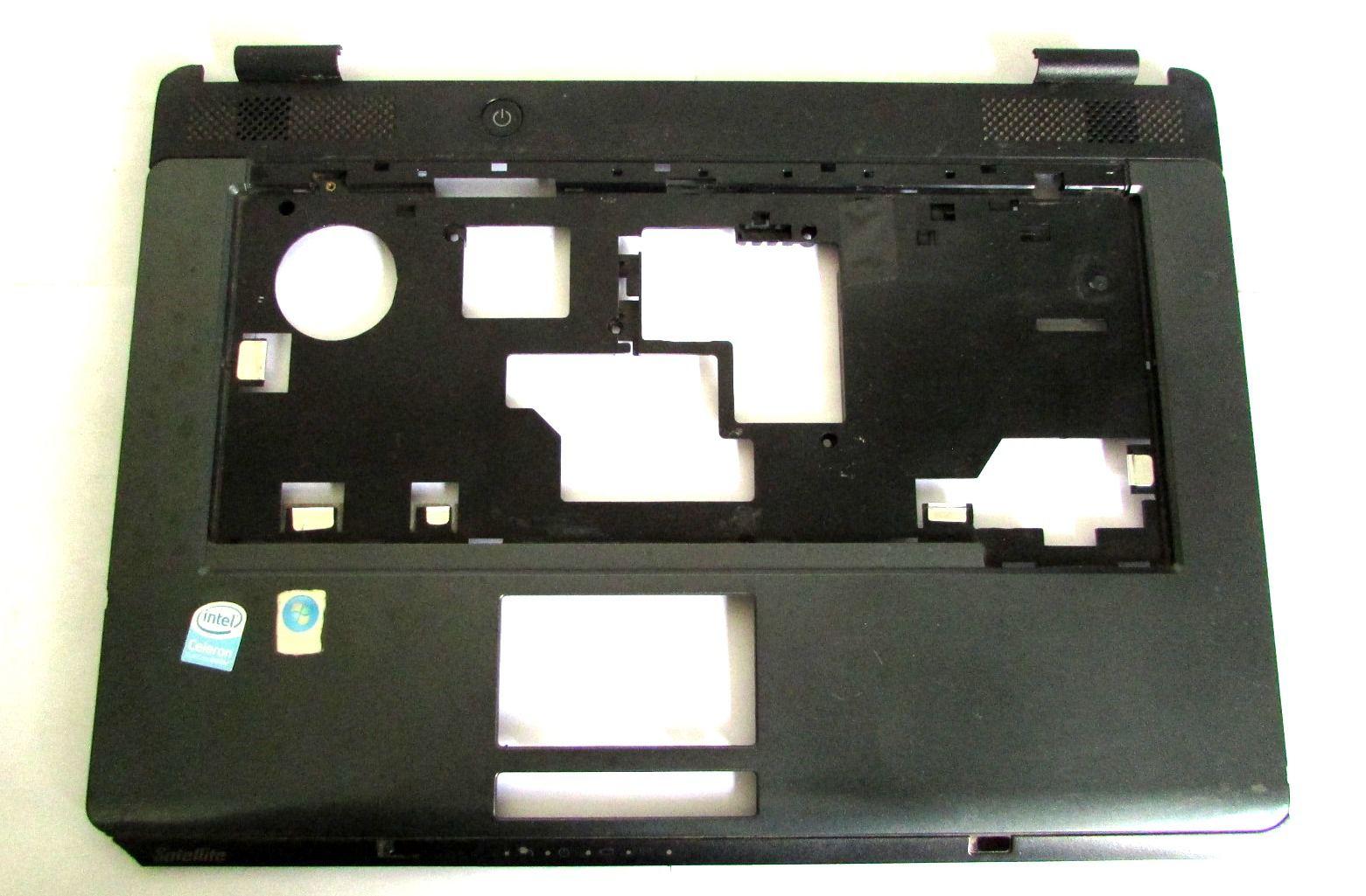 Carcaça Base Teclado Notebook TOSHIBA L300 L300D P/N: 6051b0261405-be (semi novo)
