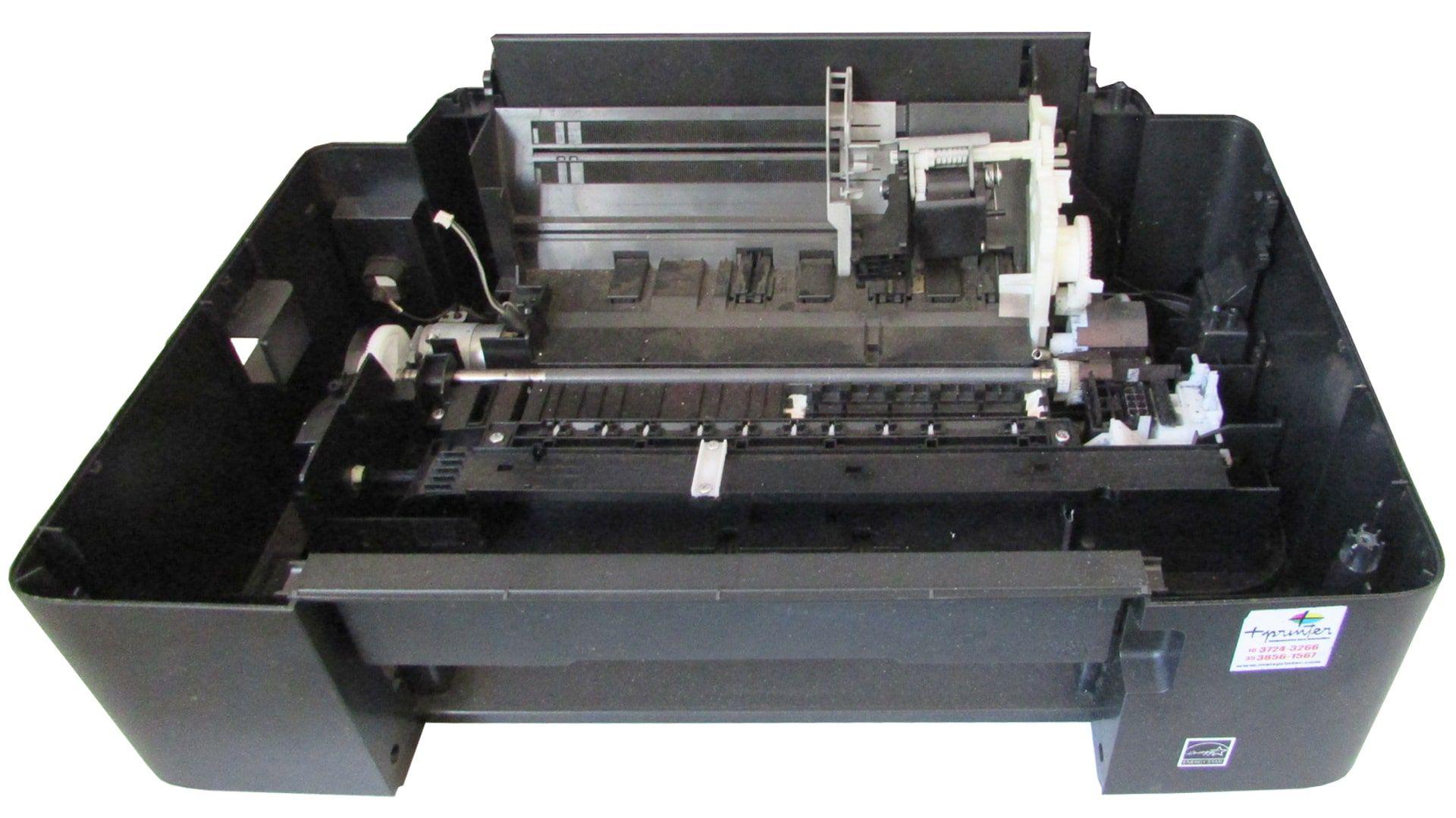 Carcaça Inferior Impressora Epson L200 Retirado