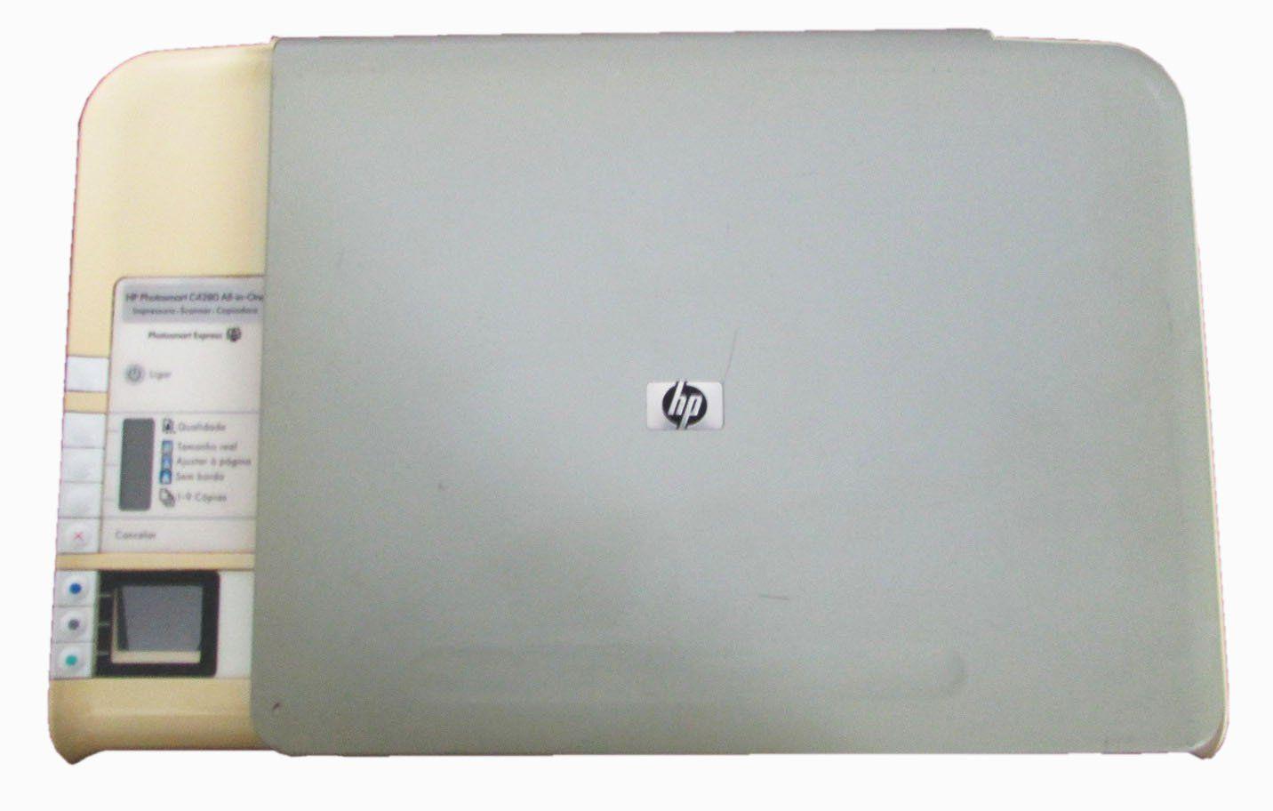 Carcaça Superior C/ Painel de Impressora HP Photosmart C4280 (semi novo)