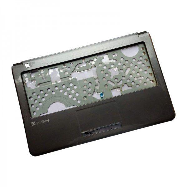 Carcaça Superior Touchpad Itautec InforWay W7430 W7435 35SW9TC0030 Semi Nova