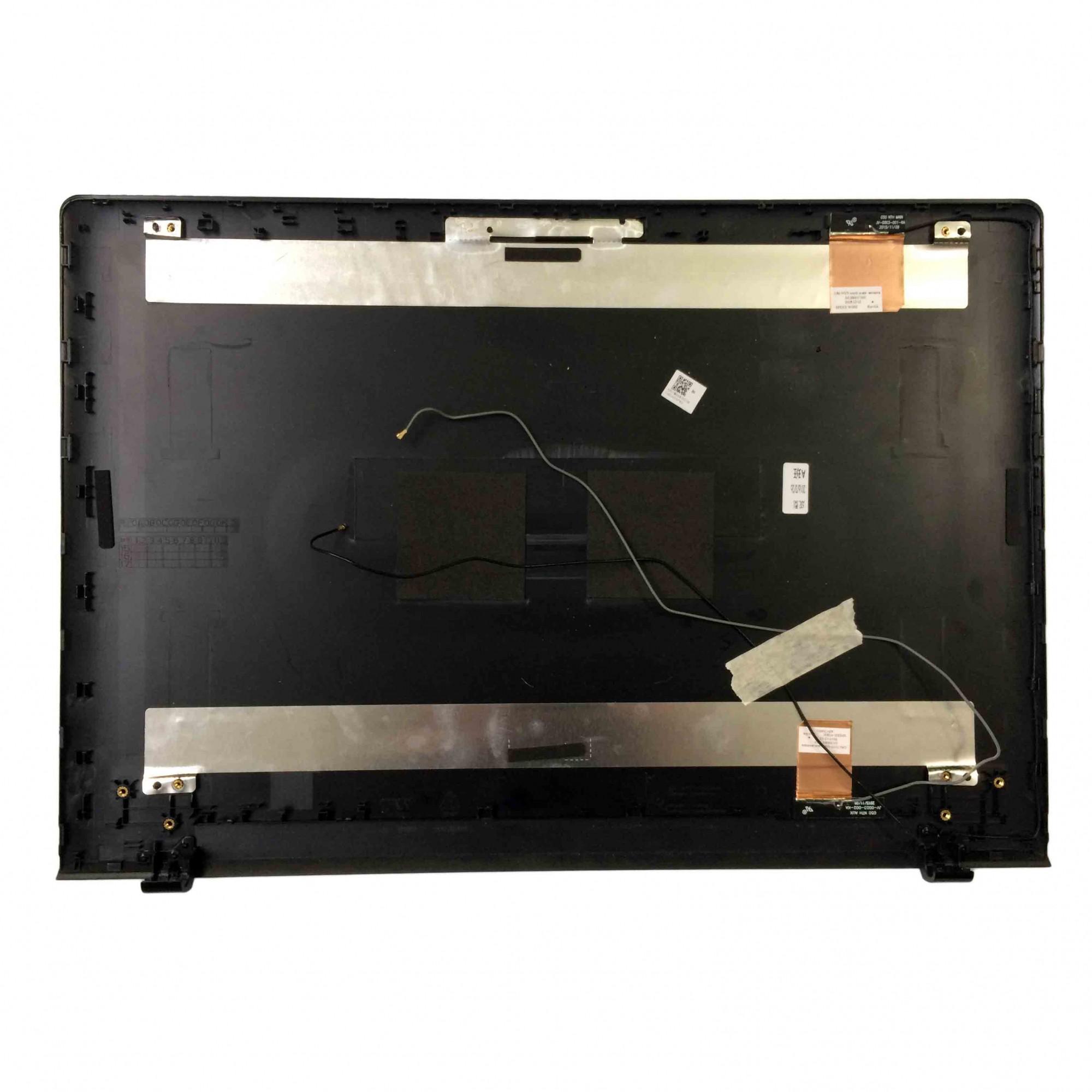 Carcaça Tampa LCD + Antena Wi-fi Notebook Lenovo G50 G50-70 G50-80 PN:Ap0th0001a0 - Retirado