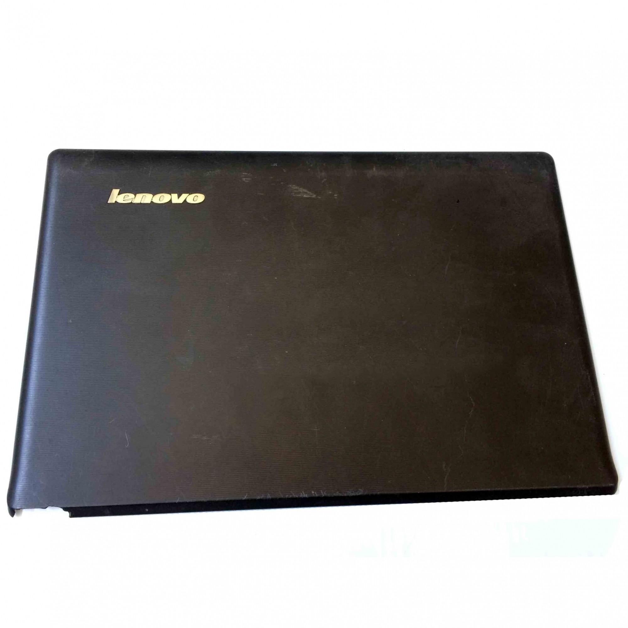 Carcaça Tampa LCD P/ Notebook Lenovo IdeaPad G470 G475 PN: AP0GL0005001 - Retirado