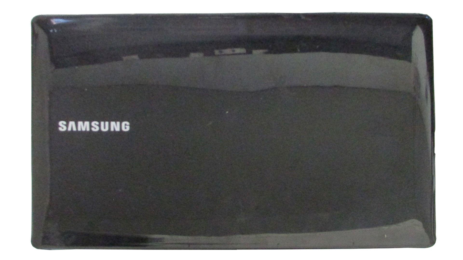 Carcaça Tampa Netbook Samsung NP 150 Series BA75-02708F Semi Novo