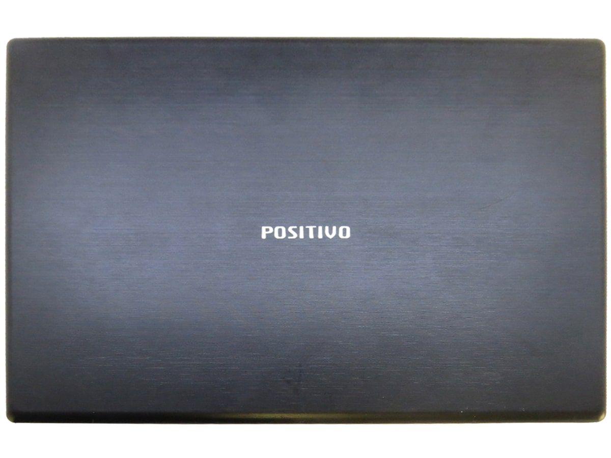 Carcaça Tampa + Moldura Notebook Positivo Unique S1991 PN:62RPC41A71B0201 - Retirado