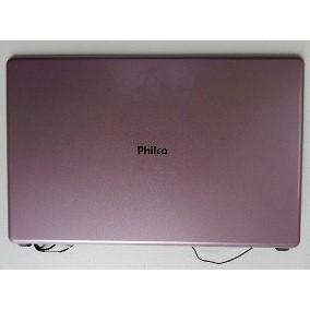 Carcaça Tampa P/ Netbook Philco PHN 11A-R123WS Rosa