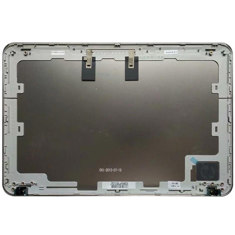 Carcaça Tampa Traseira LCD Notebook Laptop Cover Case Fit HP Pavilion DM4-1000 DM4-2000 Prata PN:6070b0487802  650674-001 - NOVO