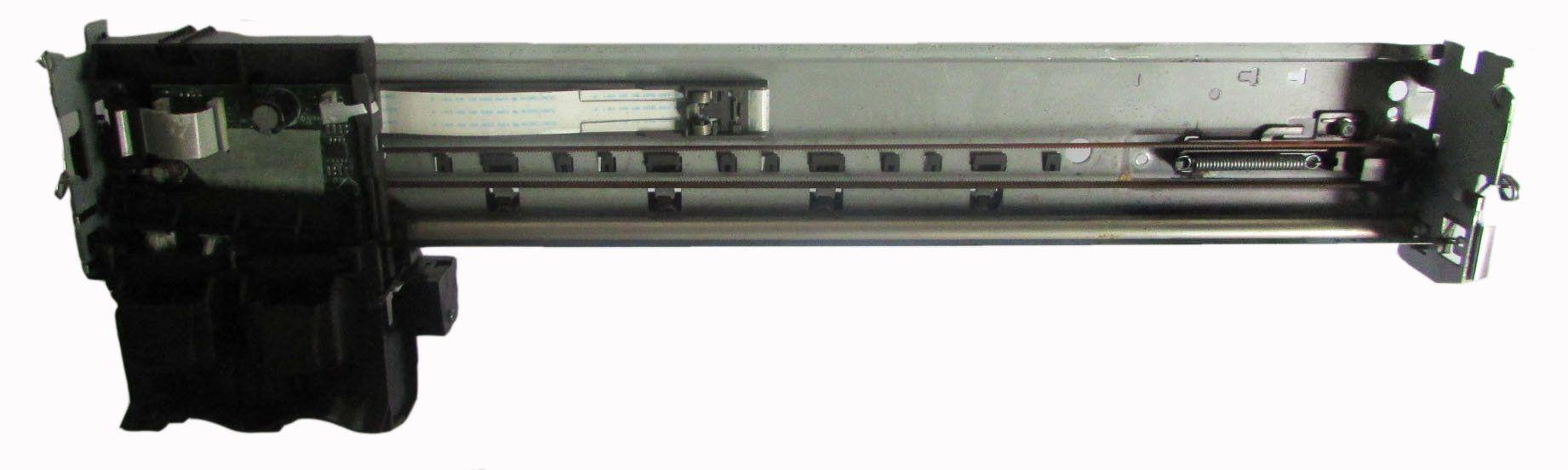 Carro De Impressão Completo Para Hp C5280 (semi novo)