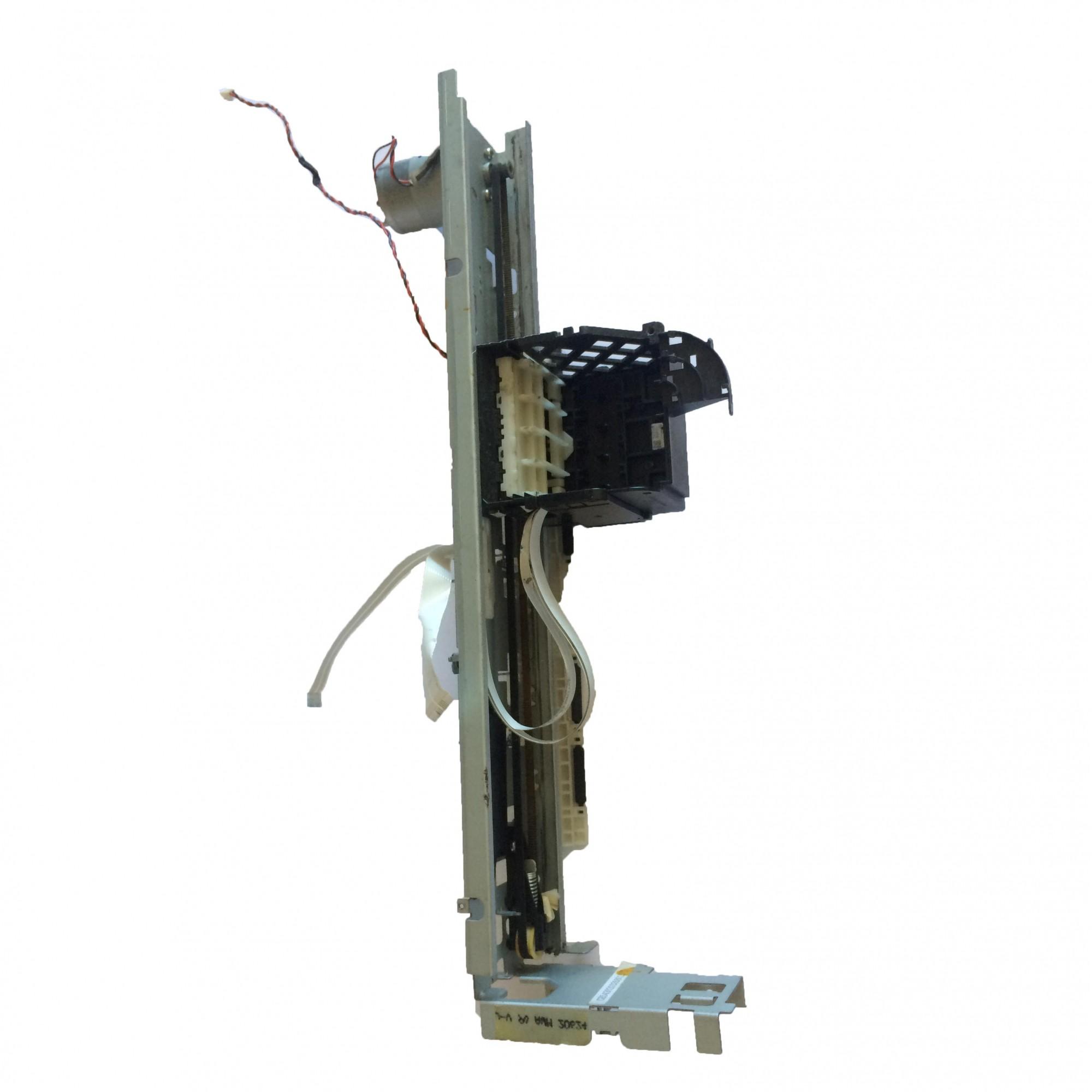 Carro de Impressão + Mecanismo e Cabo Flat Epson L365 PN:CE543020D35801571 - Retirado