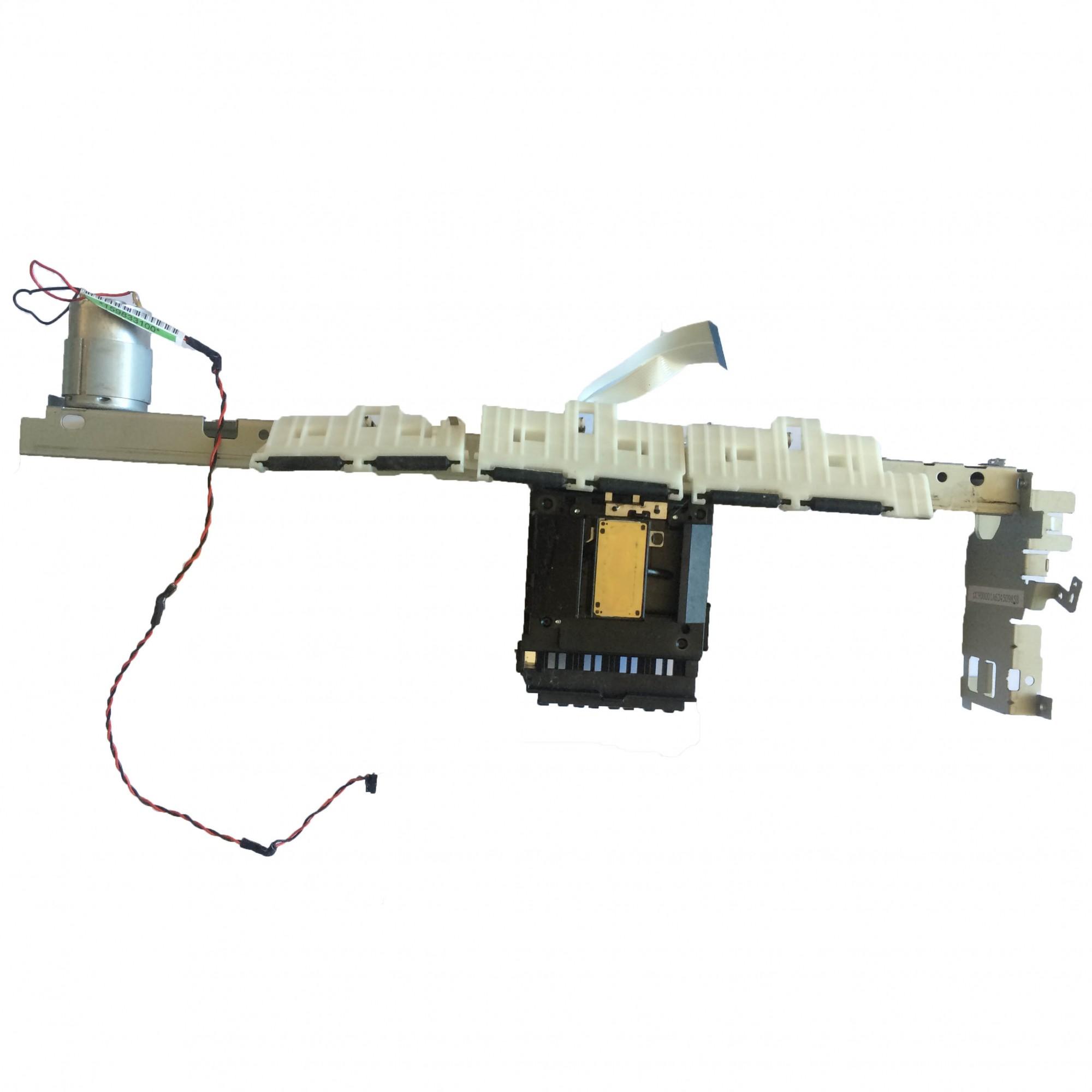 Carro de Impressão + Mecanismo e Cabo Flat Multifuncional Epson XP-214 - Retirado