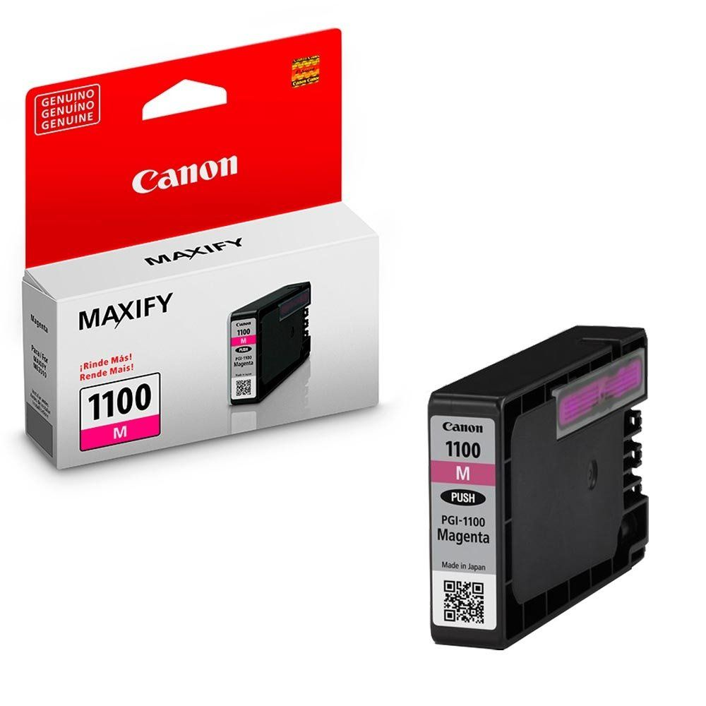 Cartucho Canon MB2010 1100 Magenta 4,5ML
