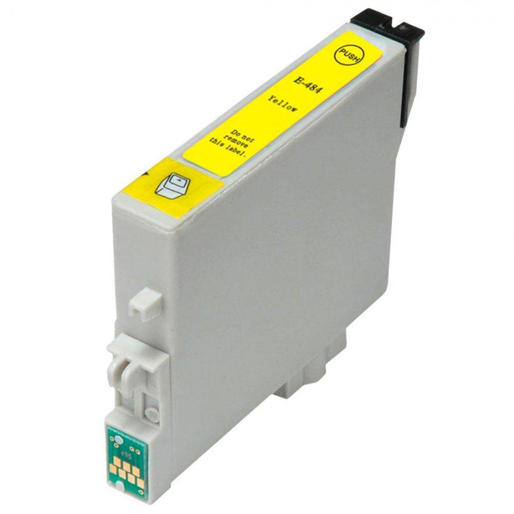 Cartucho Compatível Epson T0484 Yellow