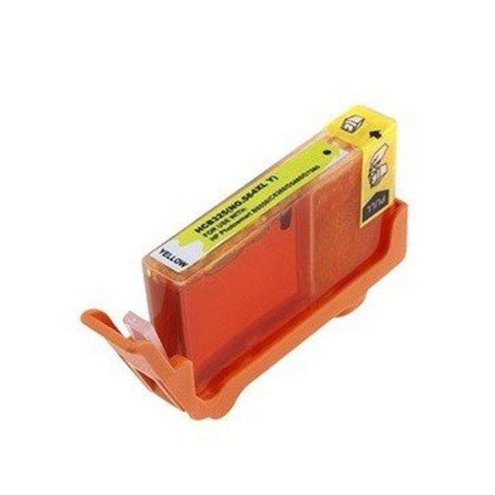 Cartucho Compatível 920XL Amarelo 13ML
