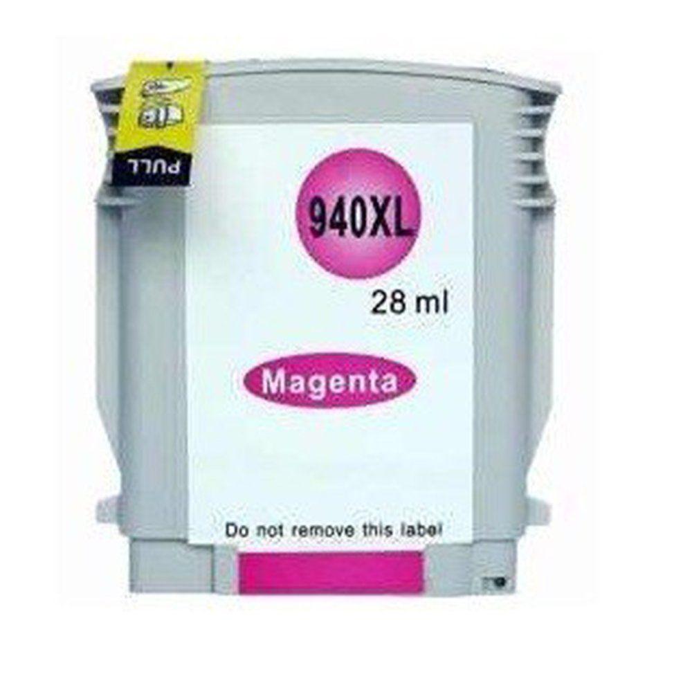 Cartucho Compatível 940XL Magenta 28ML