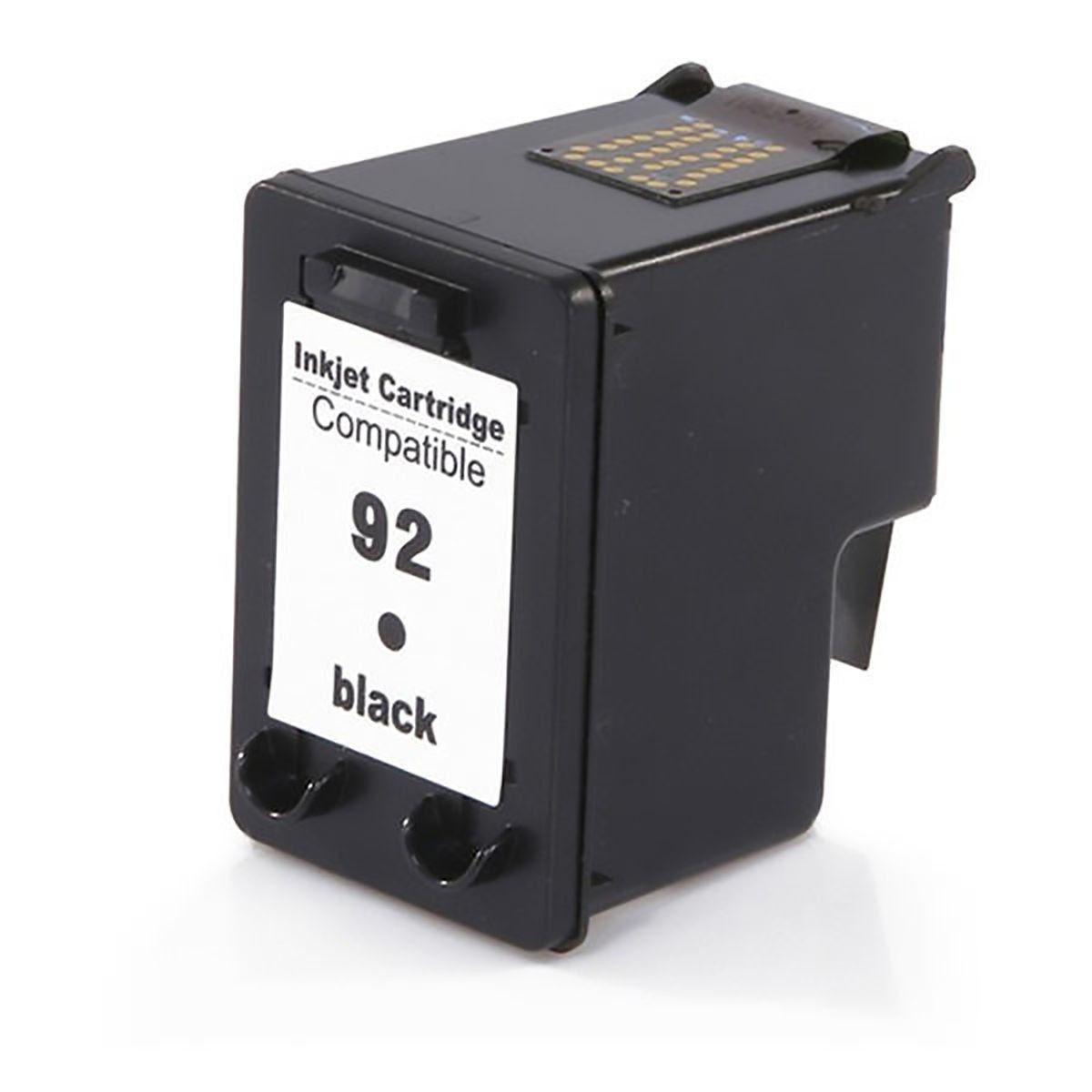 Cartucho MC Premium Inkjet Cartridge 92 Black 10ml