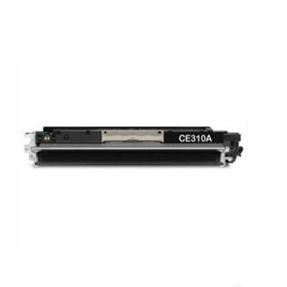 Cartucho Toner Black Compatível Hp Ce310a Cp1025 M175 M275