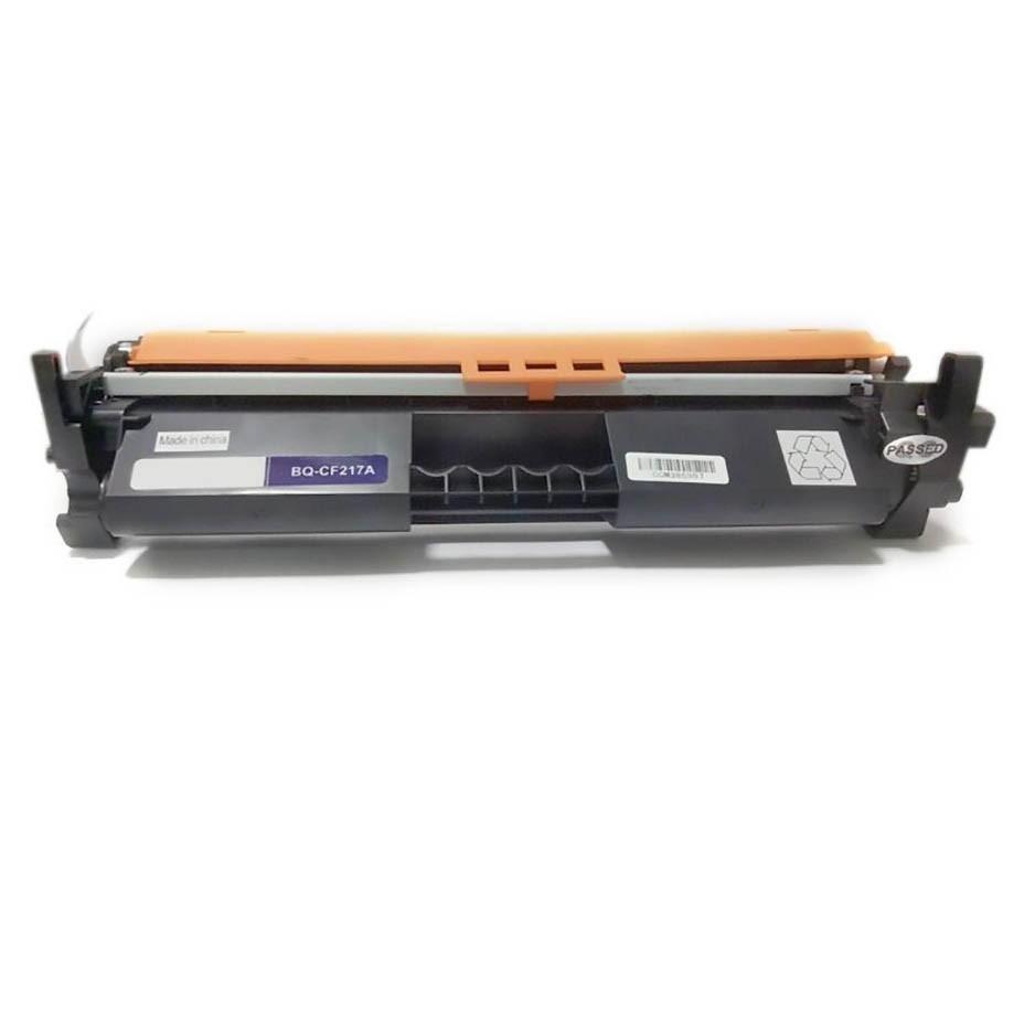 Cartucho Tonner Preto P/ Impressoras Laser Compatível CF217A 217A - 17A  S/ Chip