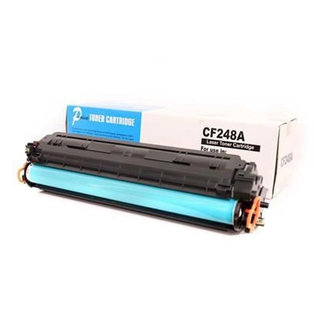 Cartucho Tonner Preto P/ Impressoras Laser Compatível CF248A 48A - CF248A